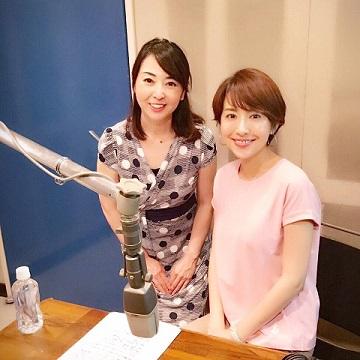 ラジオ「魅力!女子力」出演